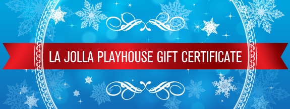 Playhouse Gift Certificates